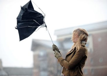 Prvi dan vikenda vjetar sa padavinama